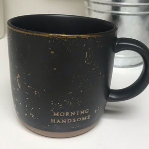 Hearth & Gand morning handsome coffee tea cup